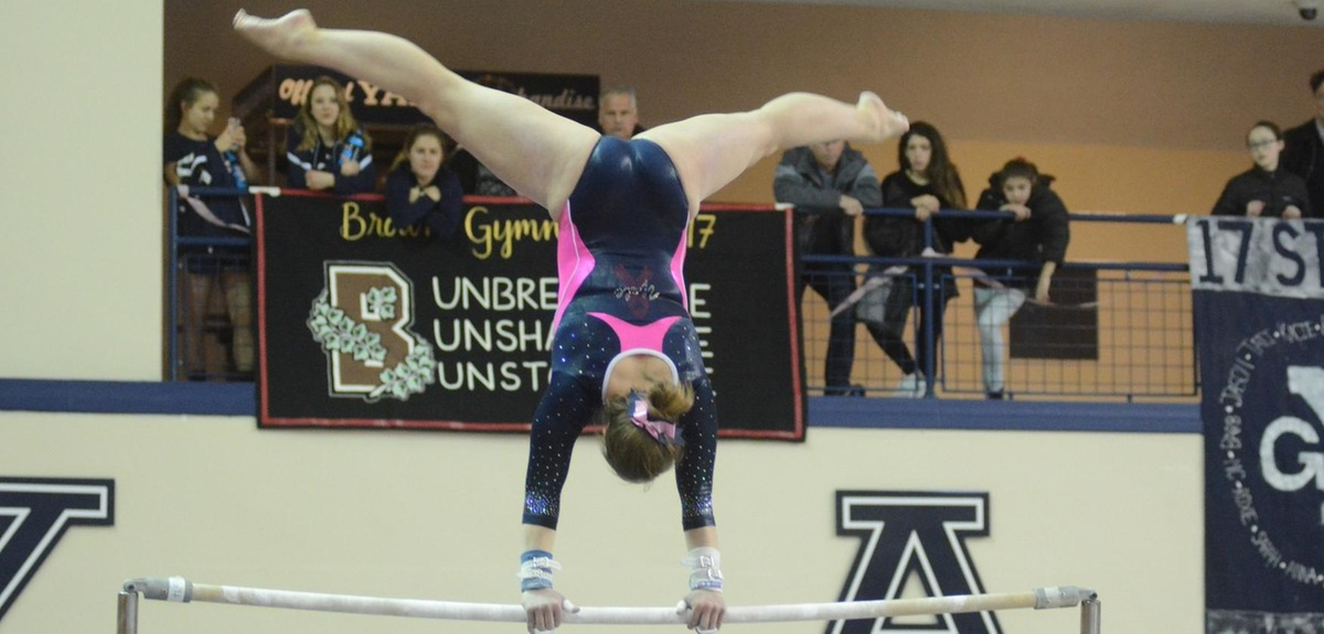 Yale Fourth in Semis at USA Gymnastics Collegiate National Championships