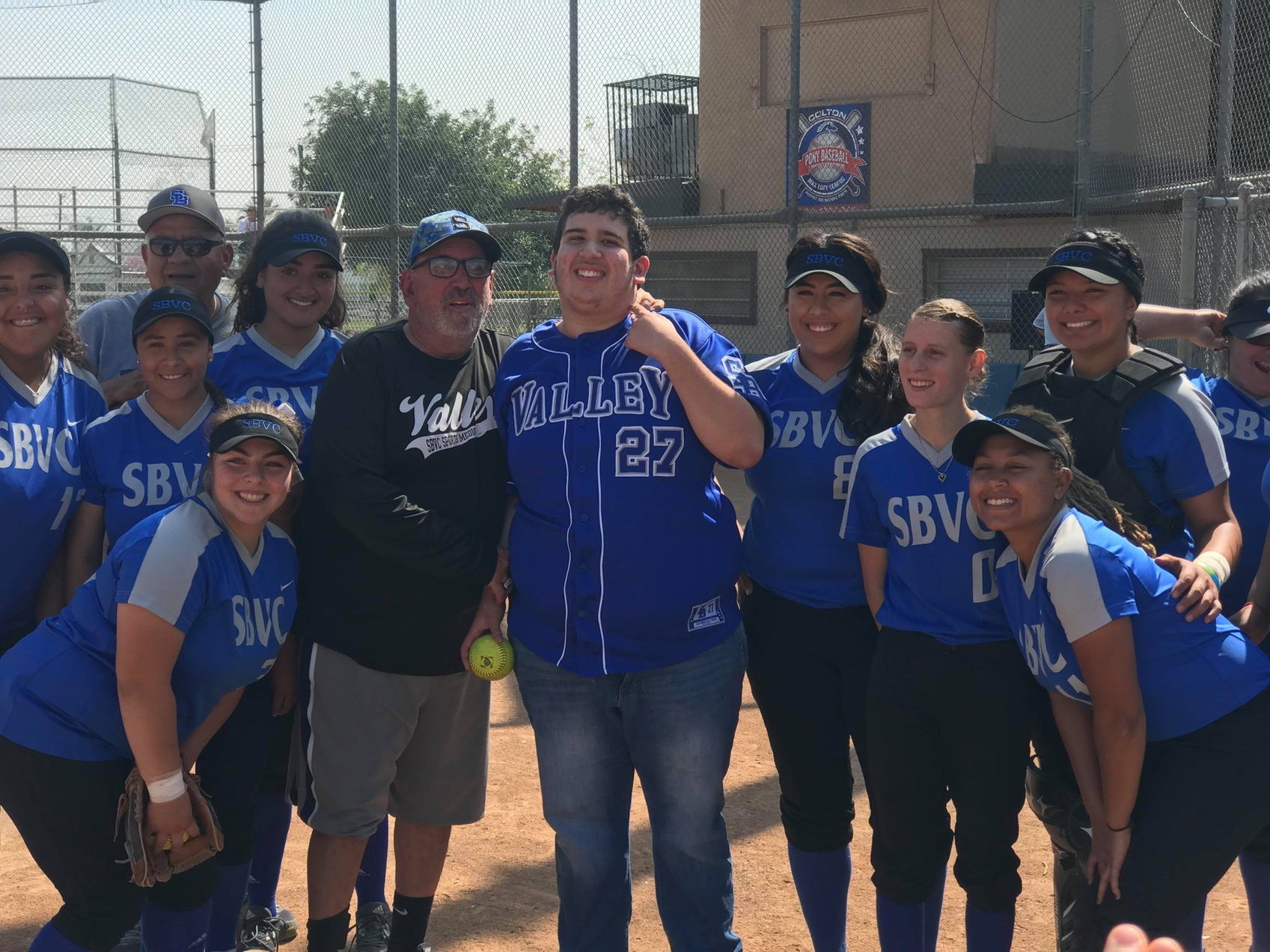 SBVC Raises Autism Awareness Before Falling to Palomar