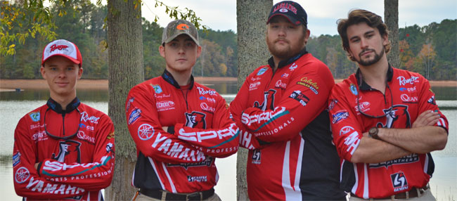 Bass Fishing Club web