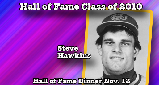 Steve Hawkins one of four to be inducted into TTU Sports Hall of Fame