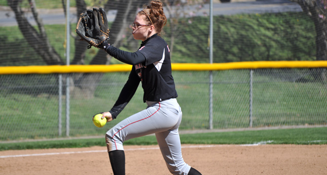 Hornet Softball Takes Two of Three Games at Methodist Tourney