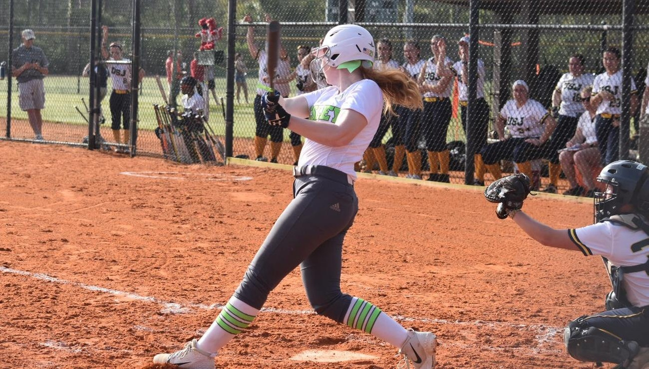 Lynx Softball Pickup Two More Wins in Florida