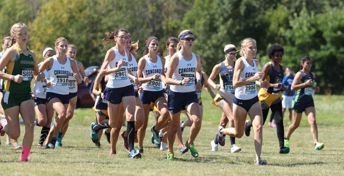 Women's Cross Country places third at home meet