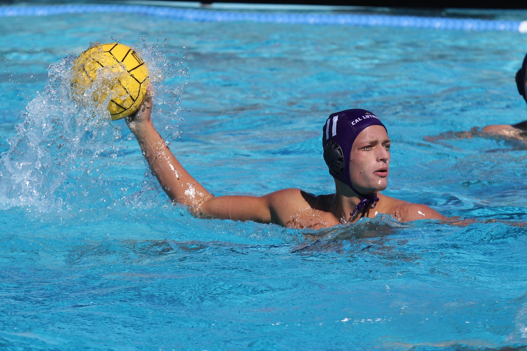 Dillon Goldsmith scored three goals in two wins on Homecoming for the Kingsmen. (Credit: Arianna Macaluso)