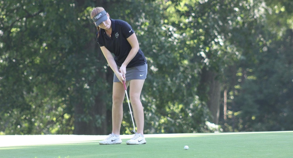 Butler Ties for Third as CSU Improves in Final Round