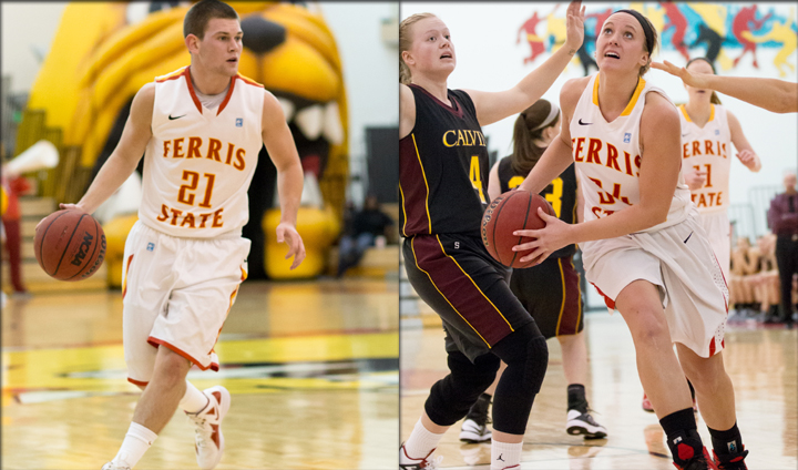 Ferris State Basketball Teams Ring In New Year At Home This Week