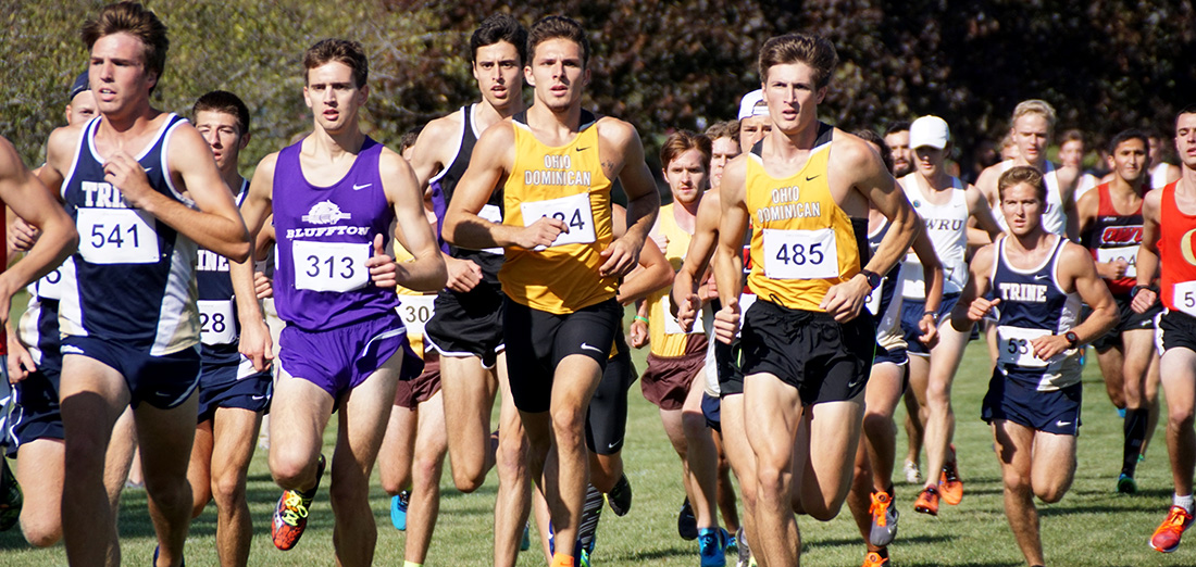 Cross Country To Compete At Great Midwest Championships