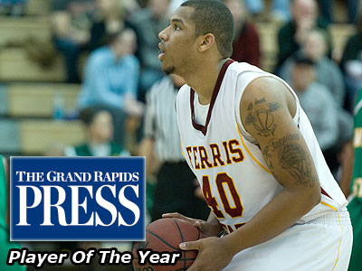 Keenan Tabbed As GR Press Player Of The Year