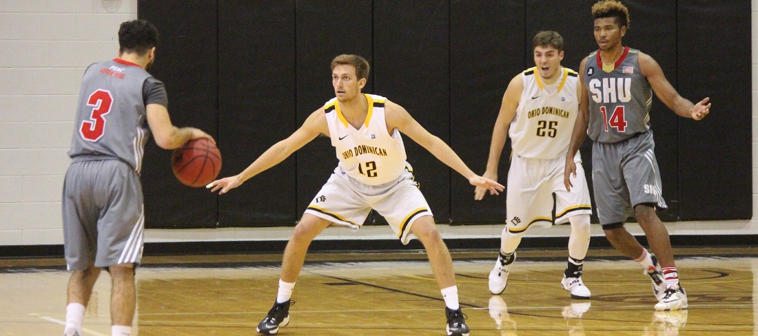 Men's Basketball Back On The Road For Matchup With Seton Hill