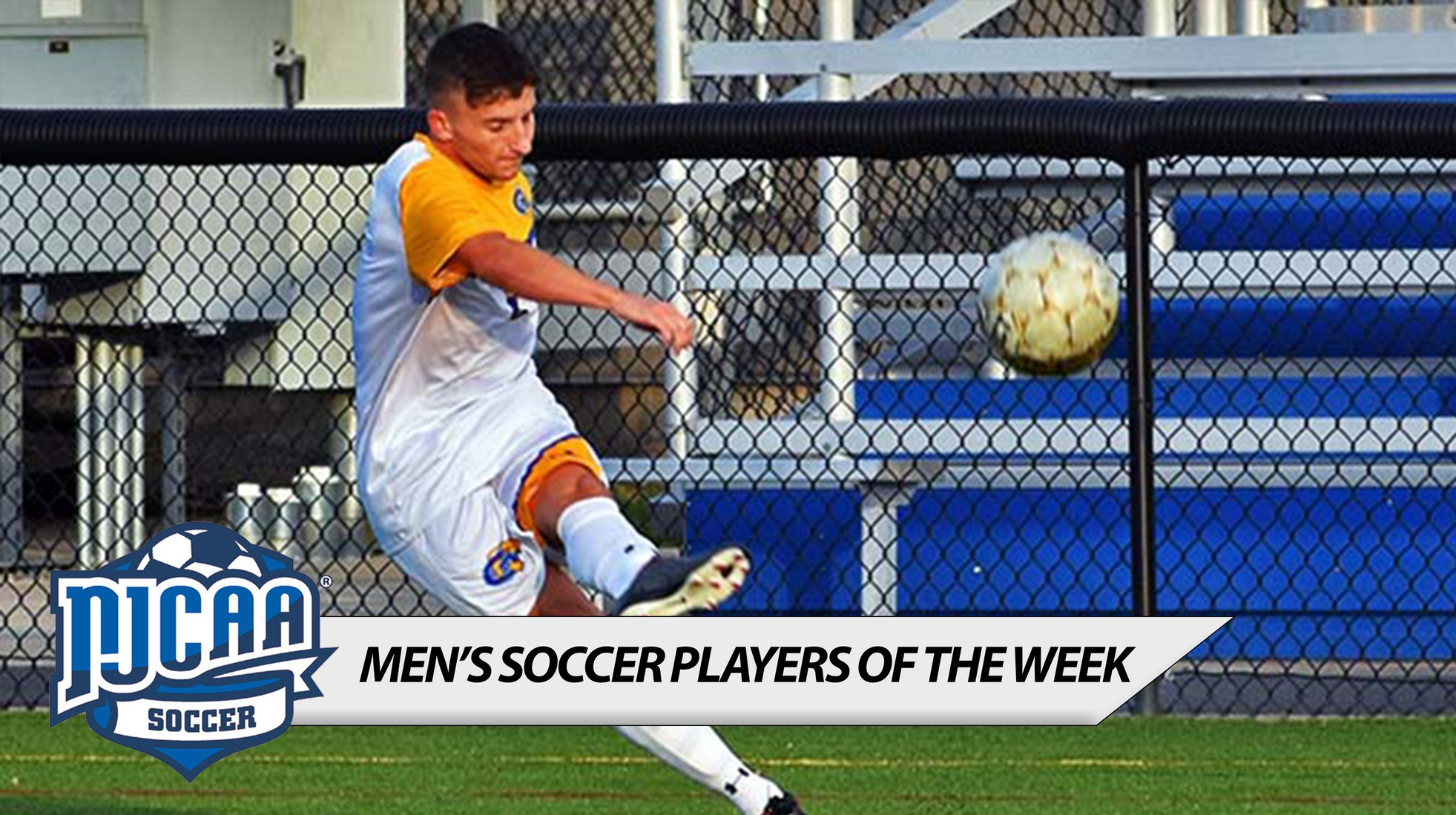 Men's Soccer Players of the Week - (Oct. 23-29)