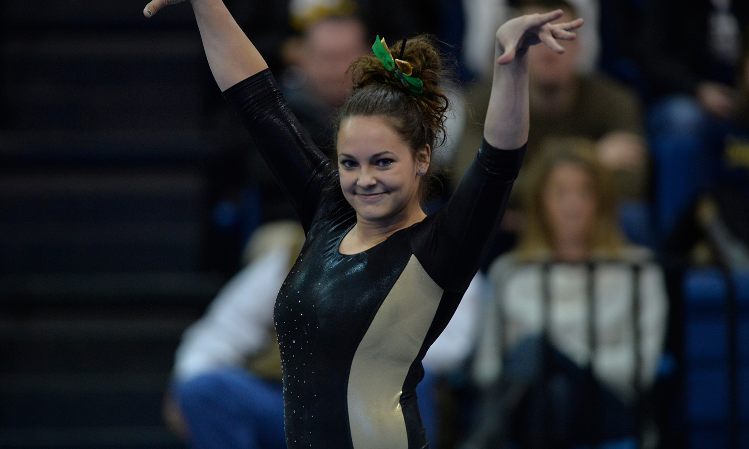 JUAREZ LEADS GYMNASTICS AT NORCAL CLASSIC