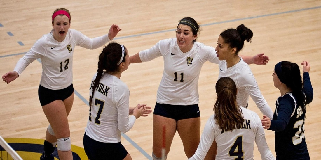 Volleyball Competes at Smith Invitational