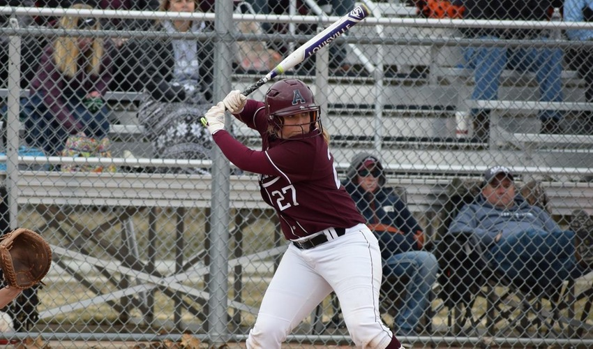 Softball Splits with Franklin