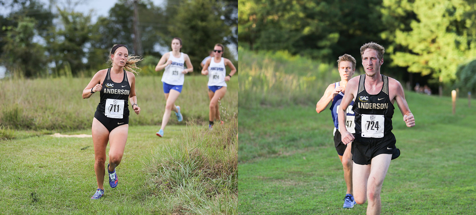 Trojan Cross Country Set for Royals Challenge
