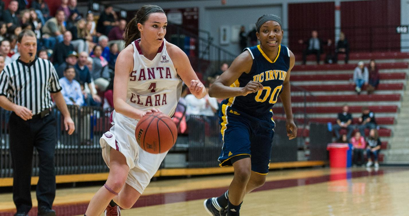 Women's Basketball Tops Sonoma State 81-47 in Exhibition Game