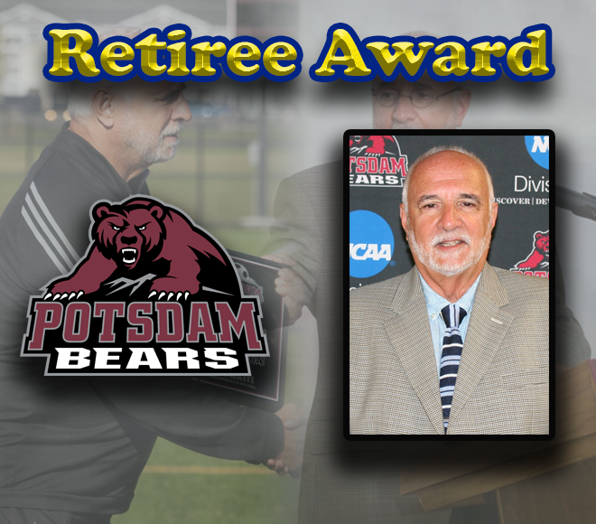 Bears AD Jim Zalacca to receive SUNYAC Retiree Award