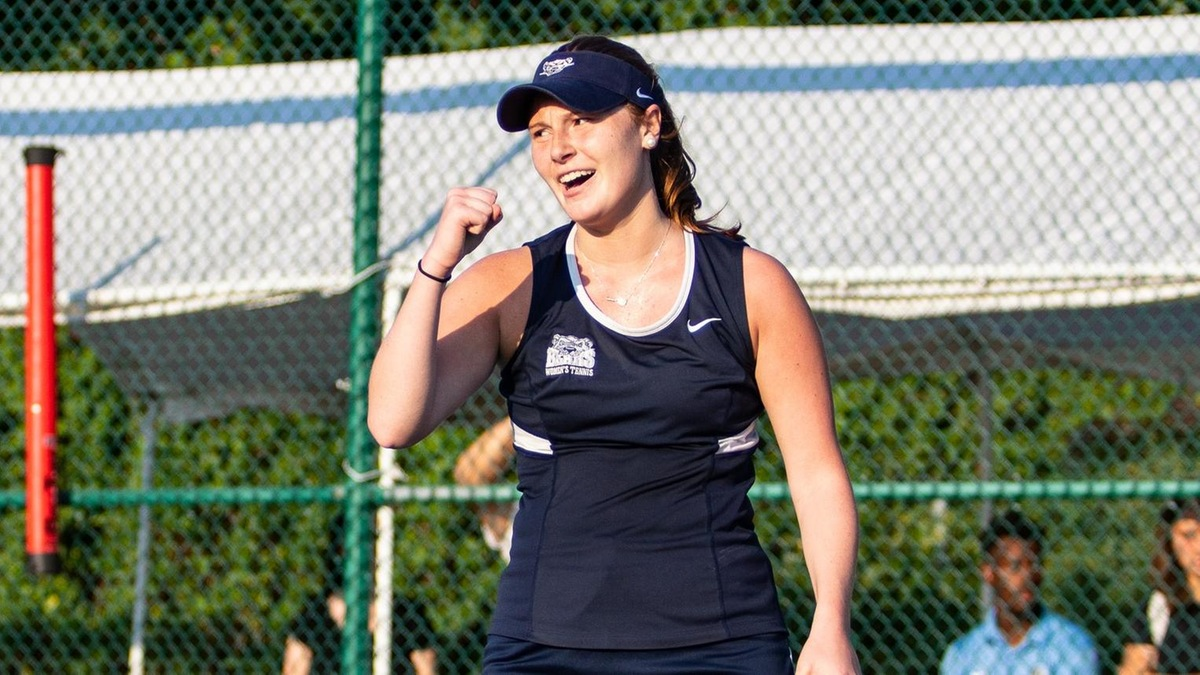 Trerotola Picks Up Big Singles Win in Loss to Farmingdale State