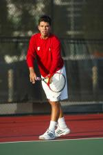 Men's Tennis Falls to No. 22 Pepperdine