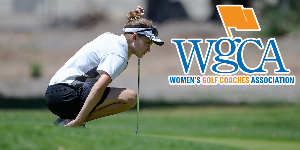 Taylor Beckwith named WGCA All-West Region