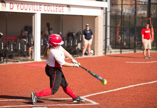 Softball Receives Tough Loss from Brockport