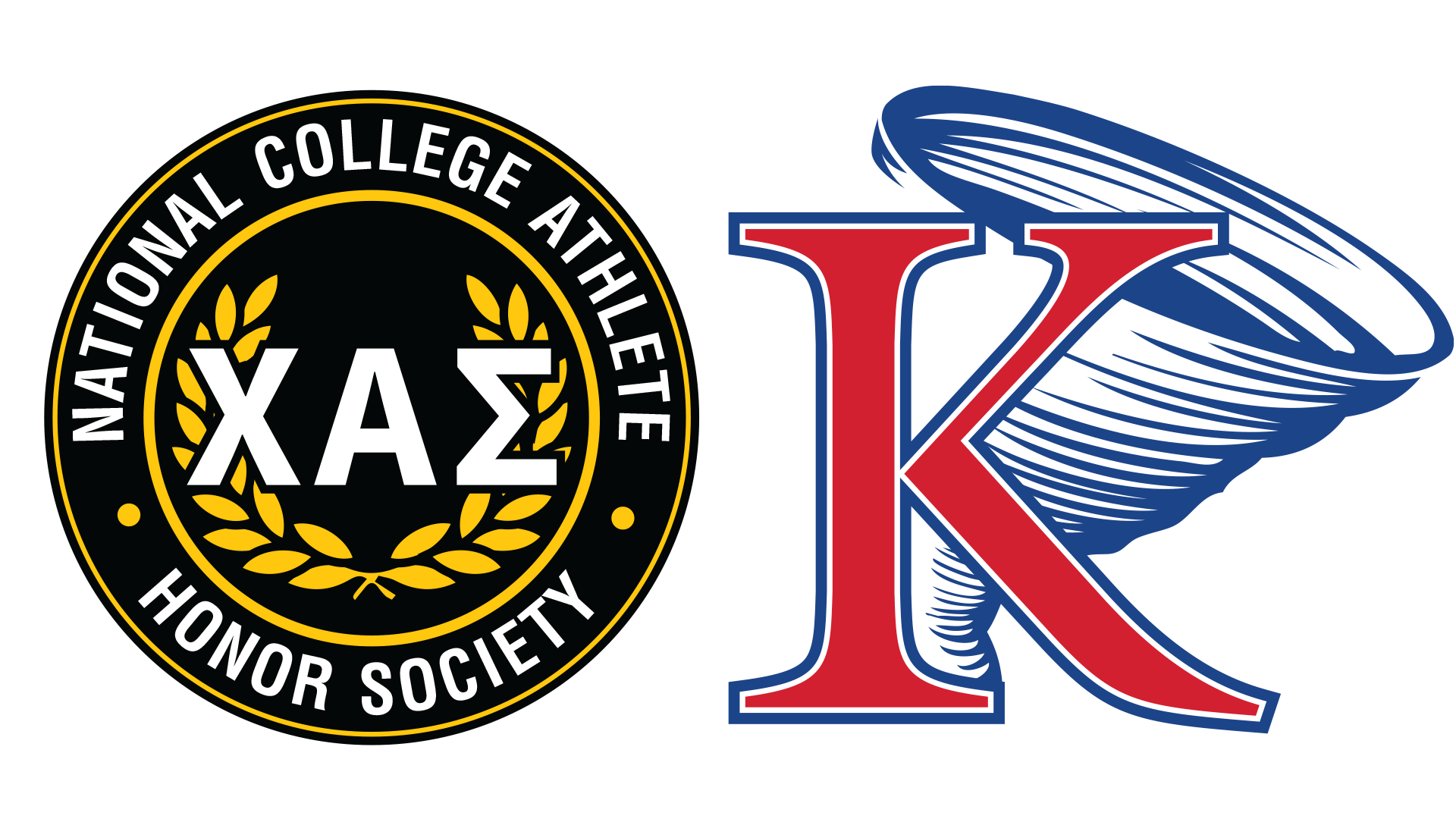 King inducts 45 student-athletes into Chi Alpha Sigma Honor Society