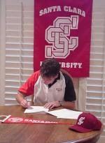 SCU Men's Tennis Signs Colorado Standout