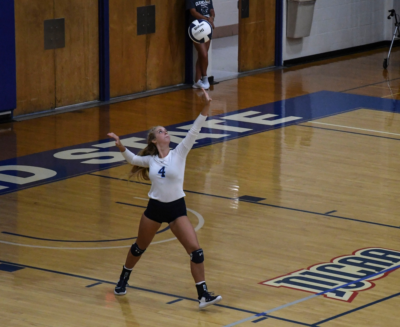 Dasher Serves 11 Straight As Cougars Sweep Bryan 3-0