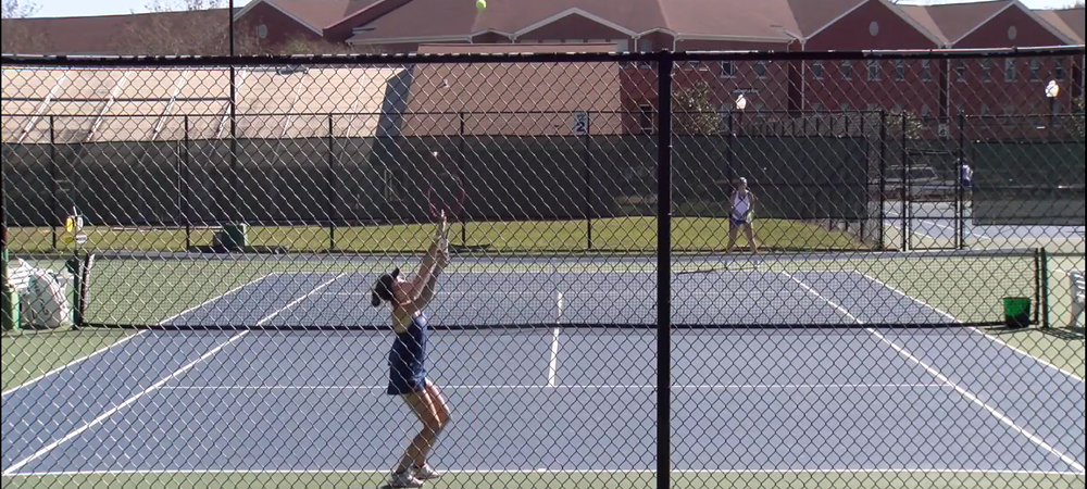 GSW Tennis Suffers Pair of 8-1 Losses To Middle Georgia