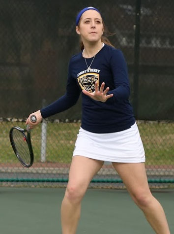 Emory & Henry Women's & Men's Tennis Teams Fall To LaGrange, 6-3 And 9-0, Friday Evening