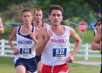 Men's Cross Country Finishes 6th at Jayhawk Invitational, Women Compete Well Individually