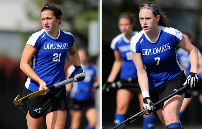 Hennigan, McDonald Named All-Americans