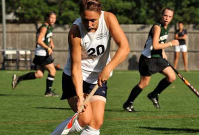 Falcons Fly Away with Non-Conference Field Hockey Victory