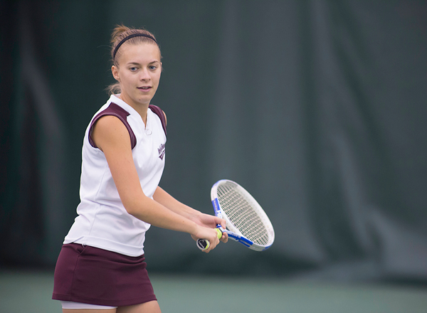Bay Path Finishes Second in 2012 NECC Women's Tennis Championships