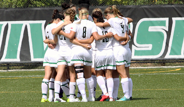 Wilmington Women's Soccer Drops CACC Contest, 2-0, at Caldwell