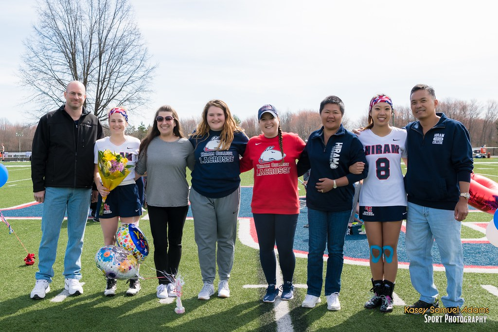 Women's Lacrosse Honors Seniors in Matchup Against Wooster