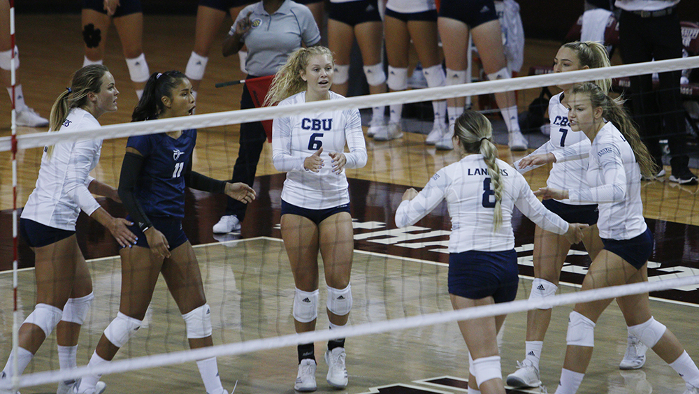 This Week in WAC Volleyball - Aug. 28