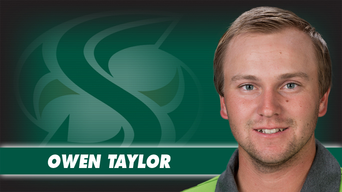 OWEN TAYLOR INVITED TO NCAA MEN'S GOLF REGIONAL