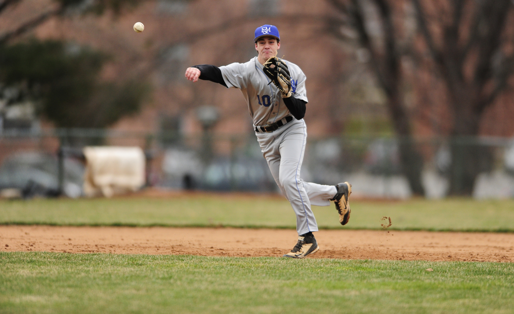 Baseball Falls to Salisbury