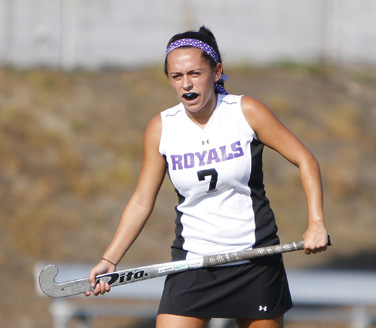 Former Royal field hockey player Alicia Tamboia passed away Friday evening in an automobile accident in upstate New York