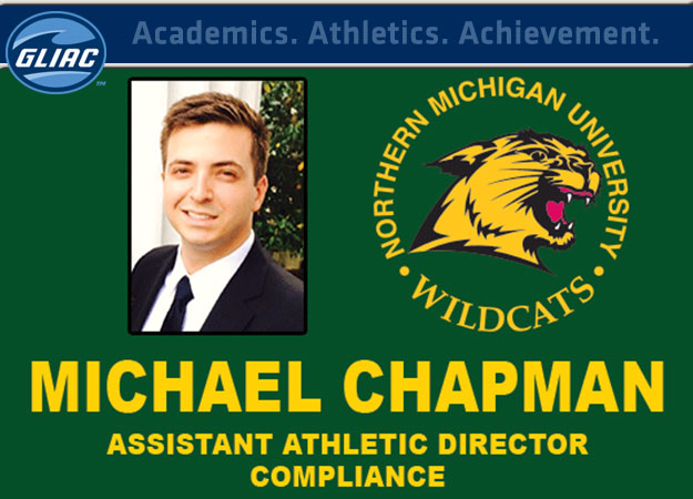 Chapman Introduced as NMU Assistant Athletic Director for Compliance