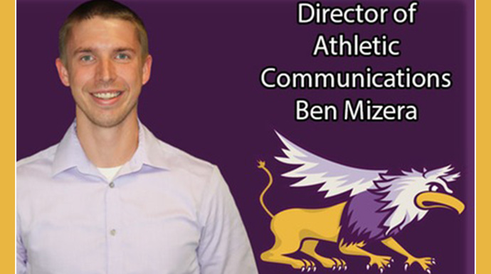 Mizera Named Fontbonne University Director of Athletic Communications