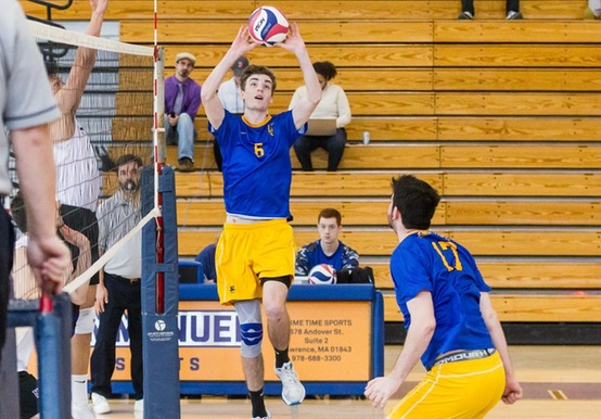 SAINTS FALL SHORT IN GNAC SEMIFINALS TO RIVIER, 3-1