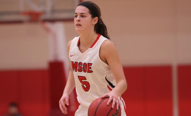 Women's Basketball Can't Slow Down Loras