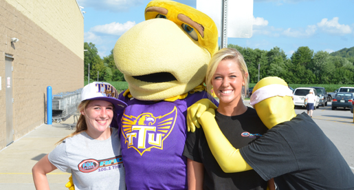 Purple Pride Caravan finds new fans in Carthage