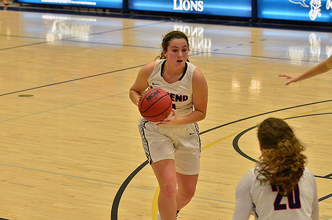 Balanced Scoring Lifts Mt. Union Past Women's Basketball