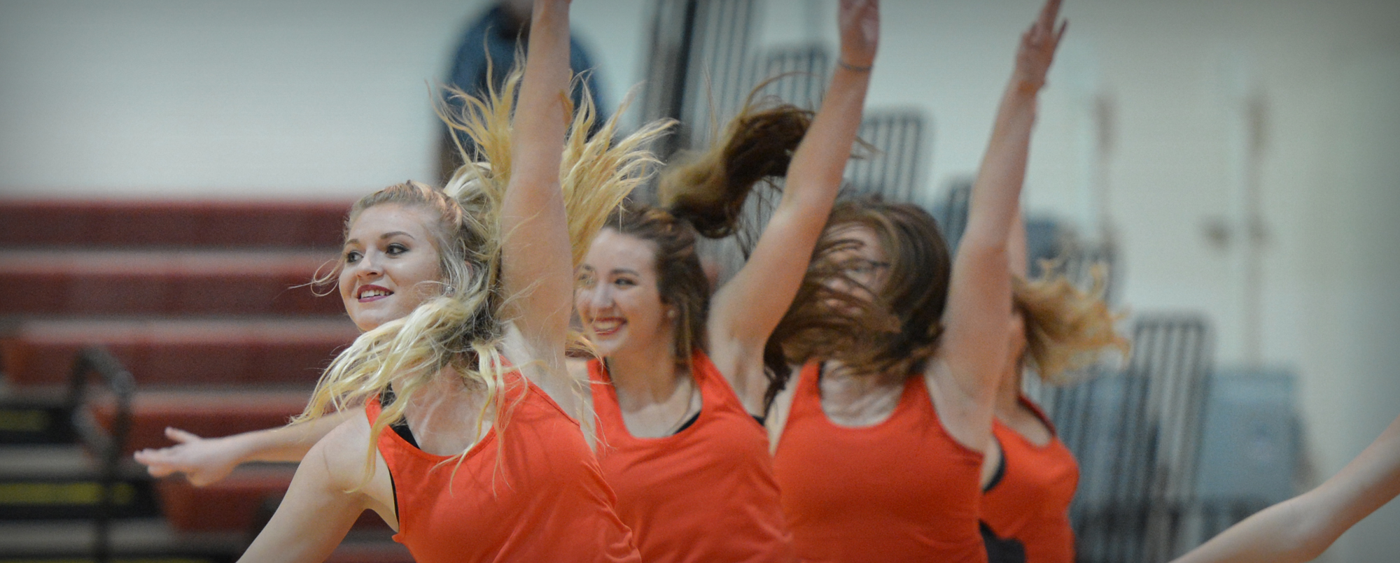 Dance team places ninth at nationals