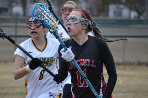 WLAX Falls to Framingham State