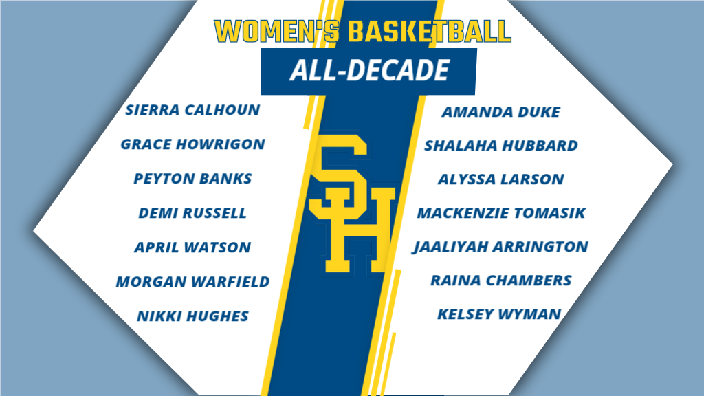 Siena Heights All-Decade Series: Women's Basketball