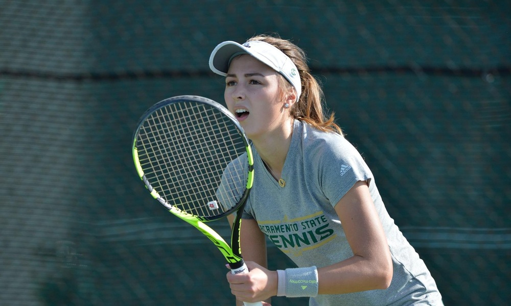 GULNOVA GETS THE WIN, BUT WOMEN'S TENNIS FALLS AT NORTHERN ARIZONA, 6-1