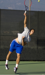 Junior Josh Finkelstein selected as Big West Men's Tennis Tri-Athlete of the Week